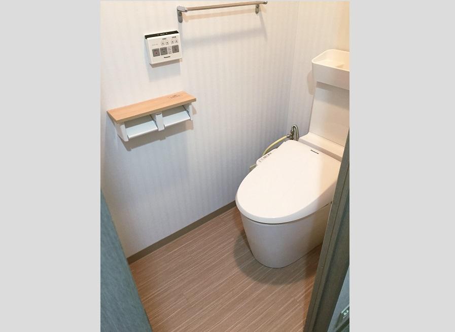 高橋邸トイレ改修工事