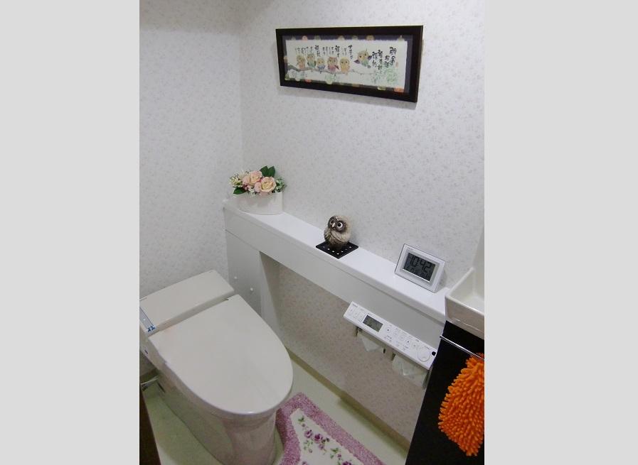 O邸トイレ洗面改修工事