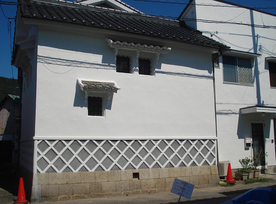 M邸蔵外壁改修