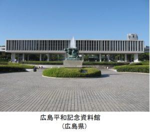 加工広島平和記念資料館