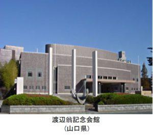 加工渡辺翁記念会館